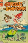 Pebbles and Bamm-Bamm by Charlton Comics - Issue 8