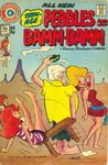 Pebbles and Bamm-Bamm by Charlton Comics - Issue 19