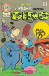 The Flintstones - Dino by Charlton Comics - Issue 9