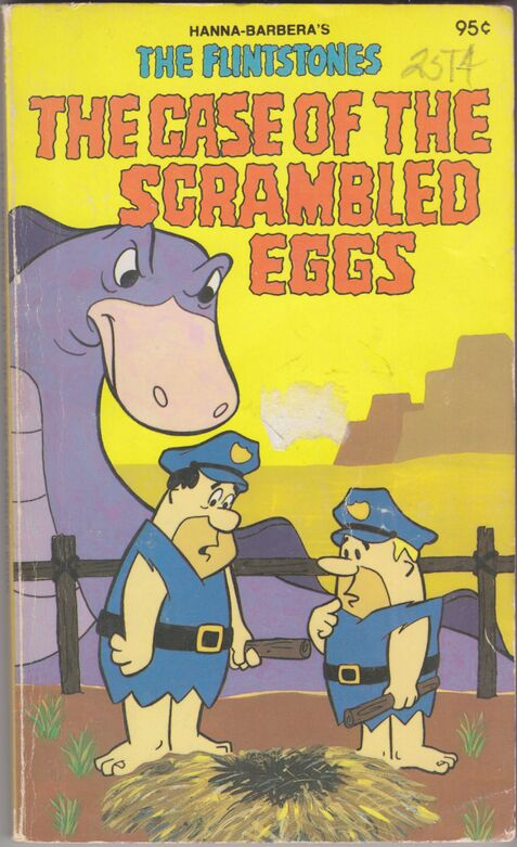 Case Scrambled Eggs