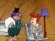 The Flintstones - The Kissing Burglar