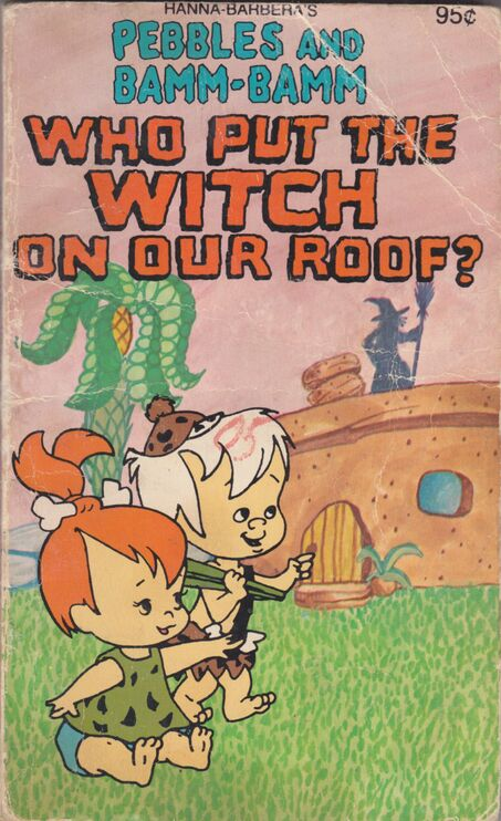 Witch On Roof