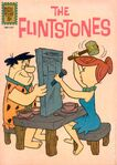 The Flintstones by Dell Comics - Issue 3