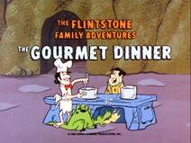 Gormet Dinner