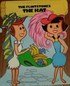 The Flintstones - The Hat - Stand Up Storybook Cover