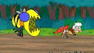Yabba-Dabba Dinosaurs - Pebbles, Bamm-Bamm and a Beeasaurus