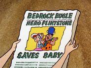 Bedrock Bugle from The Hero
