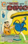 The Flintstones - Dino by Charlton Comics - Issue 13