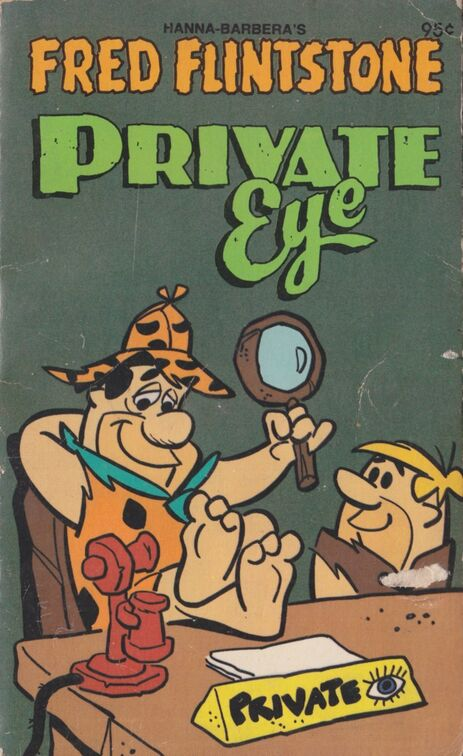Fred Private Eye
