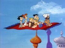 The Flintstone Comedy Show - Sands of the Saharastone