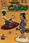 The Flintstones - The Great Gazoo by Charlton Comics - Issue 17