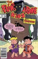 The Flintstones Kids by Marvel Comics - Issue 10