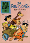 The Flintstones - Dell Giant Comics Issue 48 - Cover