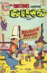 The Flintstones - Dino by Charlton Comics - Issue 11