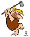 The Flintstones - Barney Rubble Clipart - 3