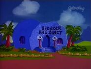 The Flintstone Comedy Show - Bedrock Police Station from Undercover Shmoo