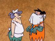 The Flintstones - Carry On, Nurse Fred