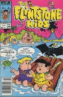 The Flintstones Kids by Marvel Comics - Issue 2