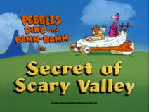 Scary Valley