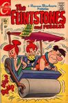The Flintstones and Pebbles by Charlton Comics - Issue 3