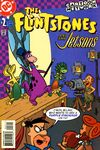 The Flintstones and the Jetsons - Issue 2 - Front Cover