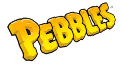 Post Pebbles Cereal Logo