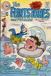 The Flintstones and Pebbles by Charlton Comics - Issue 30