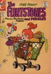 The Flintstones and Pebbles by Charlton Comics - Issue 17