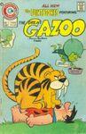The Flintstones - The Great Gazoo by Charlton Comics - Issue 6