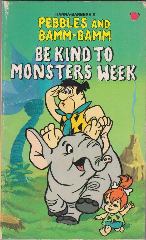 Be Kind To Monsters Week
