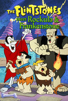 The Flintstones Meet Rockula and Frankenstone - Cover and Poster