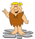 The Flintstones - Barney Rubble Clipart - 8