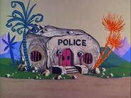 The Flintstones - Bedrock Police Station from Dripper