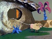 The Flintstones - Dino and Juliet - Sheepasaurus