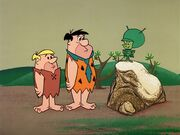 The Flintstones - The Great Gazoo - Fred, Barney and the Great Gazoo