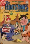 The Flintstones and Pebbles by Charlton Comics - Issue 10
