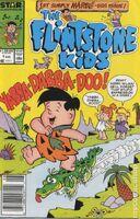 The Flintstones Kids by Marvel Comics - Issue 1