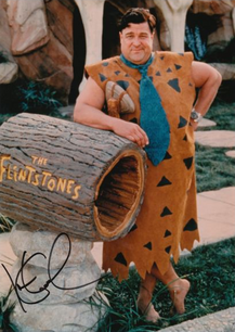 Fred Flintstone live-action