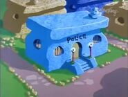 The Flintstone Comedy Show - Bedrock Police Station from Who is What