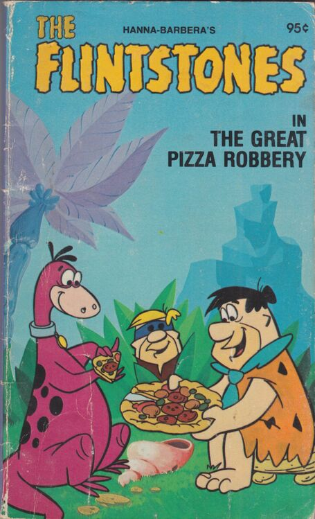 Great Pizza Robbery