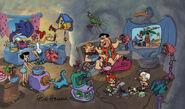 Wacky Inventions Signed by Bill Hanna and Joe Barbera