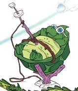 Tortoise-Satelite Dish from The Flintstones' Wacky Inventions