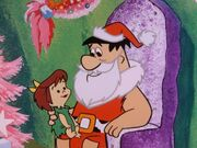 Christmas Flintstone