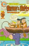 Barney and Betty Rubble by Charlton Comics - Issue 14