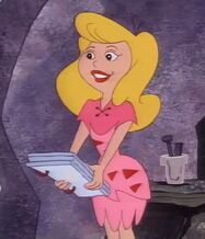 A Flintstones Christmas Carol - Character Profile Image - Maggie