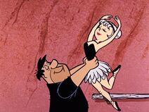 The Flintstones - Bowling Ballet