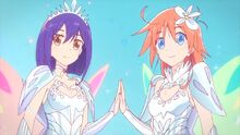 Final Cocona and Papika
