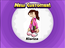 Nuevo Cliente Klariza