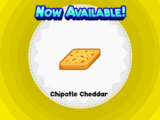 Cheddar con Chile Chipotle