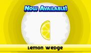 Lemon Wedge